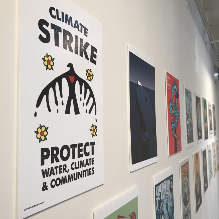 Arbor - climate crisis posters