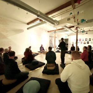 ONLINE: Zen Meditation and Dharma Talk