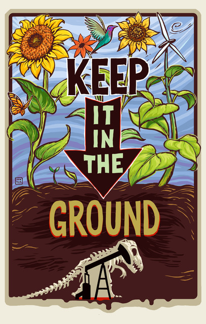 Keep it in the ground-MonaCaron-color_11x17
