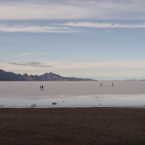 Mirror State: The Salt Flats of Northern Utah