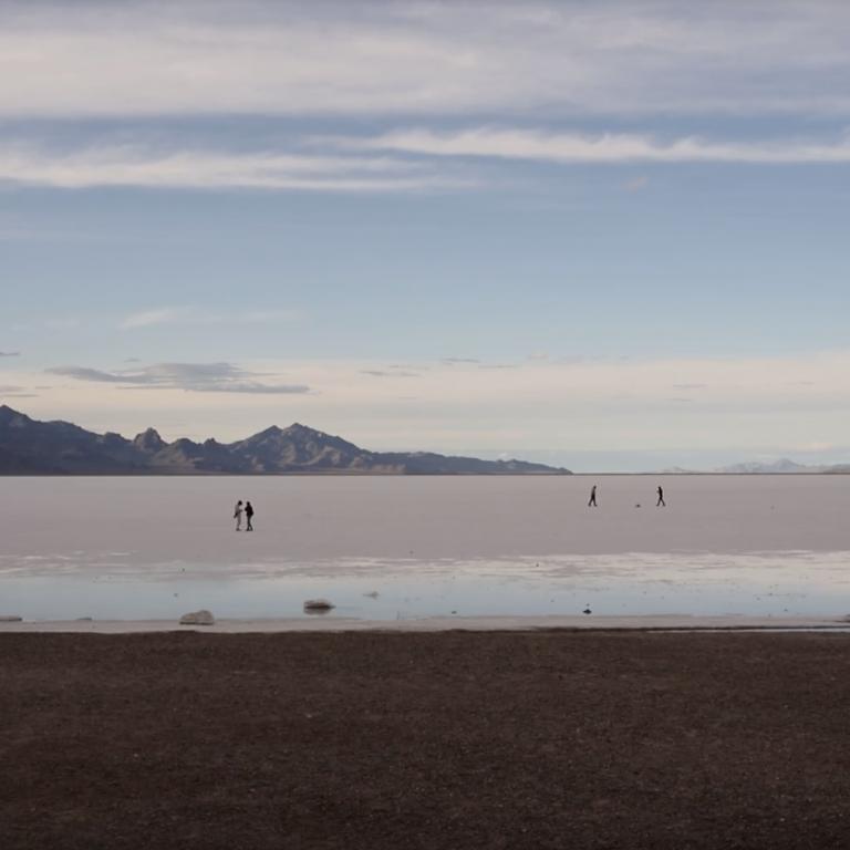 Mirror State: The Salt Flats of Northern Utah