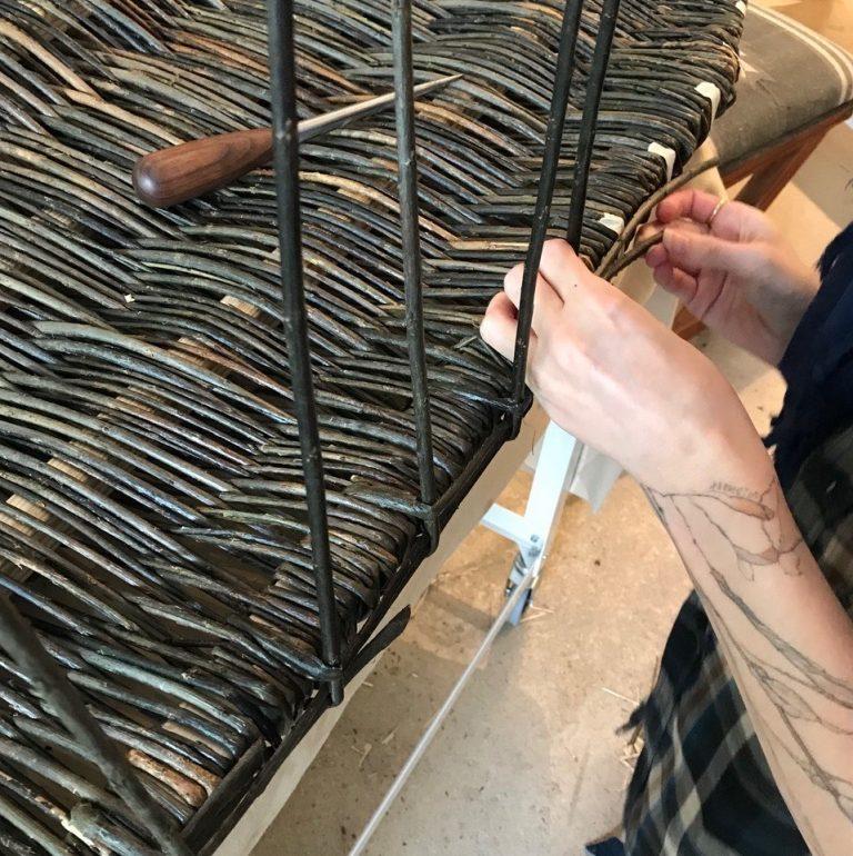 weaving base into walls 2