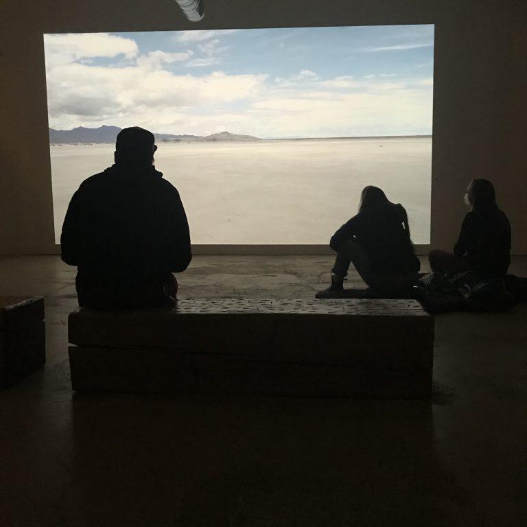 MIRRORSTATE : The Salt Flats of Northern Utah